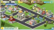 CityVille to jedna z wielu gier studia Zynga, które odniosły sukces na Facebooku.