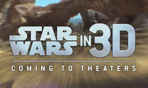 Gwiezdne Wojny 3D