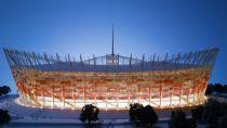 Sharp zdobył Stadion Narodowy