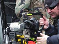 "Canon EOS 5D Mk II na planie ""Hotel 52"""
