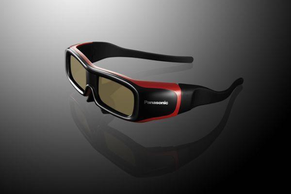 Aktywne okulary 3D Panasonic