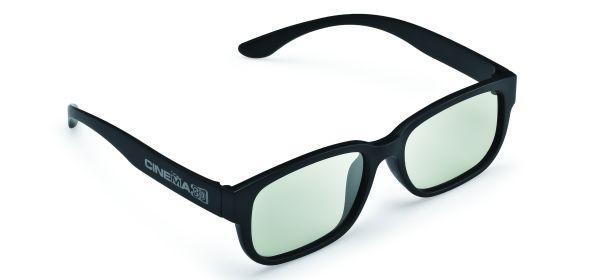 Pasywne okulary 3D LG