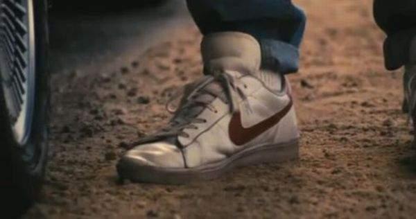 Buty Nike w Powrocie do przyszłości