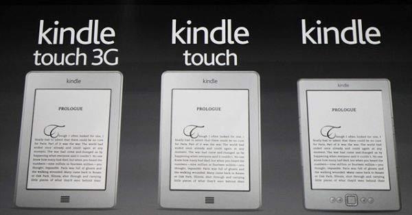 Nowe Amazon Kindle
