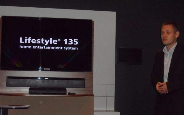 Bose Lifestyle 135 prezentacja