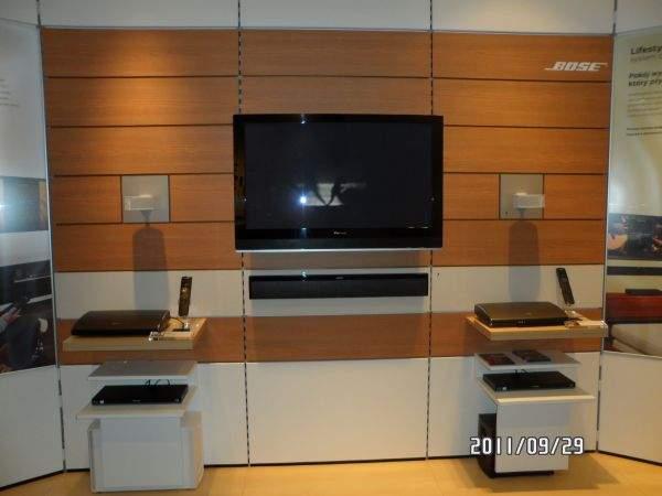 Salon firmowy Bose