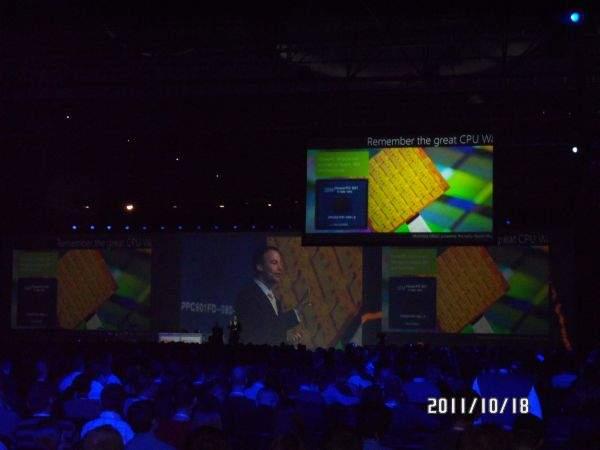 MTS 2011 -wojna o CPU