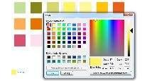 Jednolity kolor pulpitu oznacza mniej atrakcyjny wygląd ale jednocześnie oszczędność zasobów. Kolory zaś można dobierać dowolnie