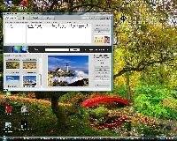 Webshots Desktop gwarantuje, że na pulpicie zawsze wyświetlane będzie wysokiej jakości zdjęcie