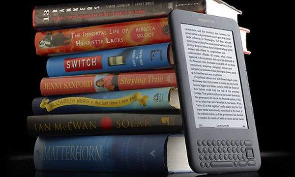 Kindle i książki