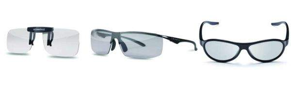Nowe okulary 3D od LG