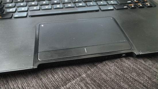Motorola Atrix Lapdock - Touchpad