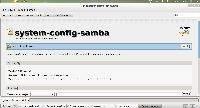 Instalacja graficznego interfejsu serwera Samba