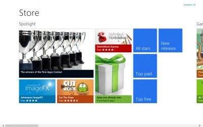 Windows Store na nowo definiuje sposób dystrybucji oprogramowania dla systemu Windows. Sklep Microsoftu stanowi bezpośrednią odpowiedź na Apple Store i Android Market