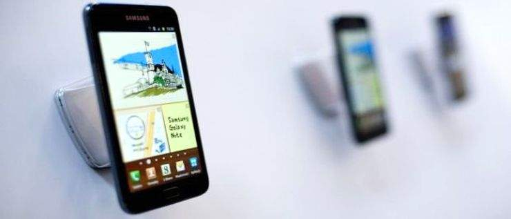 Smartfony są coraz popularniejsze