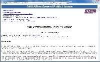 AGPL (Affero General Public License) rozwiązuje problemy z uruchamianiem programów po stronie serwera