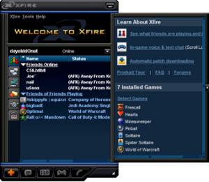 Xfire - Xfire