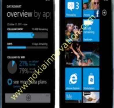 Zrzut ekranu z Windows Phone 8 Apollo