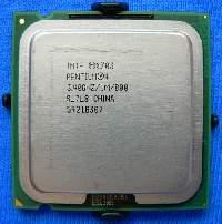 Procesor Intel Pentim 4
