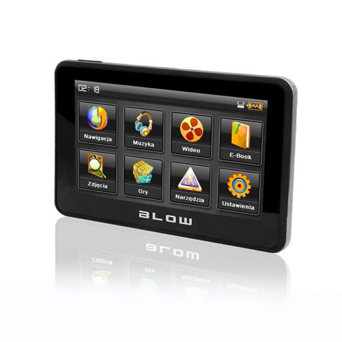 Blow GPS43A