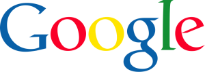 Google - oficjalne logo firmy