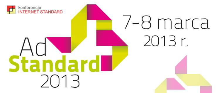 Konferencja AdStandard 2013