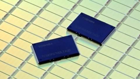 15-nanometrowe moduły pamięci NAND Flash firmy Toshiba