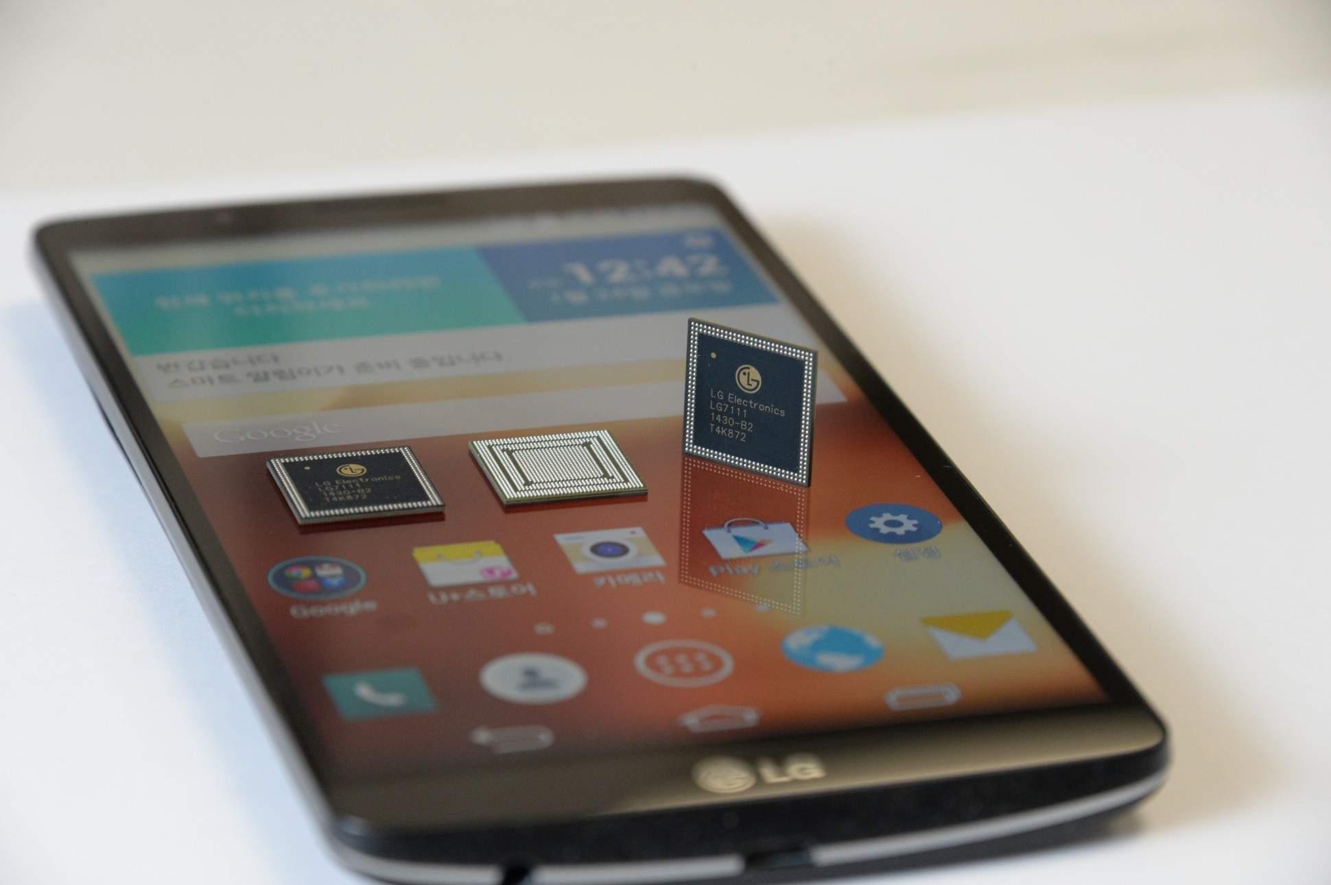 LG G3 Screen