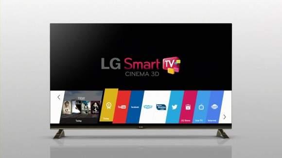 Telewizor LG z systemem webOS