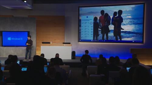 Cortana w Windows 10