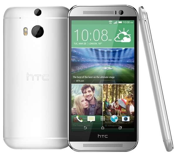 Posiadacze smartfona HTC One M8 dostali aktualizację oprogramowania
