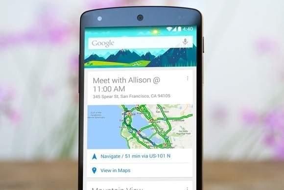 Google Now od teraz ze wsparciem zewnętrznych aplikacji