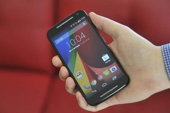 Użytkownicy telefonu Motorola Moto G wreszcie doczekali się aktualizacji do Androida 5.0 Lollipop