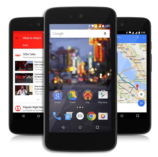 Istnienie Androida 5.1 zdradziła strona internetowa promująca smartfony z rodziny Android One