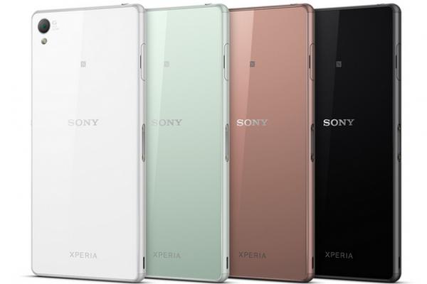 Sony Xperia Z3 - w środku dwie nowe wersje kolorystyczne