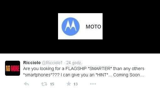"""Motorola szykuje smartfon """"mądrzejszy"""" od innych?"""