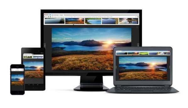 Chrome na różnych urządzeniach (foto: oficjalna strona Chrome)