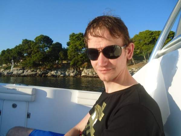 Andrus Nomm (foto: zdjęcie profilowe Nomma na FB)
