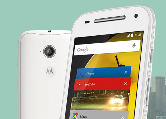 Nowa Motorola E jest jeszcze lepsza od swojego poprzednika