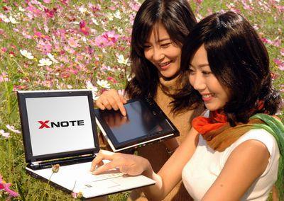 Nowe notebooki LG z serii XNote