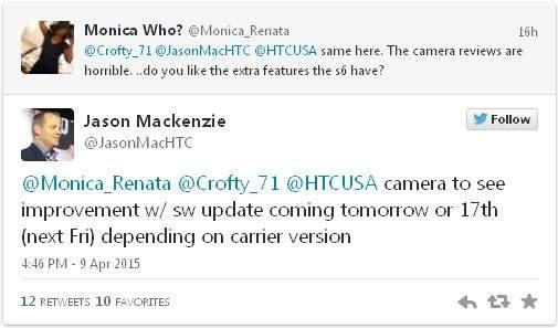 HTC One M9 otrzyma poprawkę