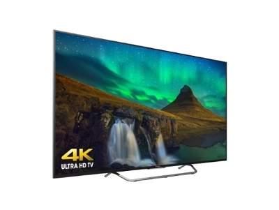 X850C 4K Ultra HDTV (foto: Sony)