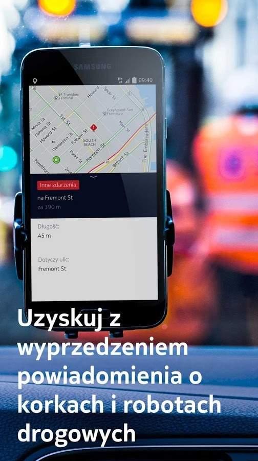 Nokia Here (foto: strona aplikacji w Google Play)