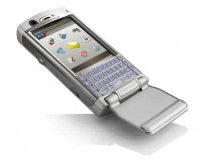 Sony Ericsson P990i