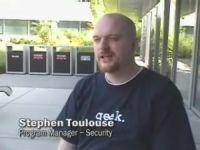 Stephen Toulouse, Microsoft (fot. Channel9.msdn.com).