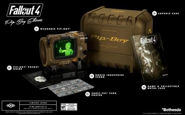 Fallout 4 - wydanie kolekcjonerskie