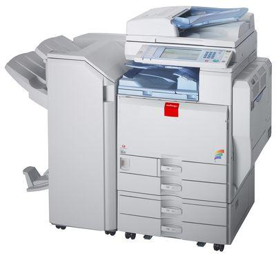 Nashuatec MPC3500/MPC4500