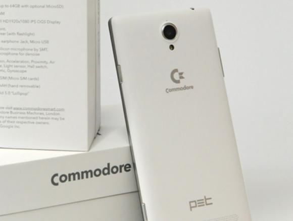 Commodore PET będzie teraz smartfonem
