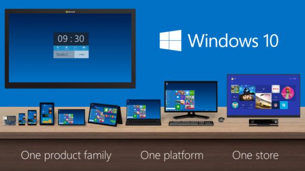 Windows 10 - wszędzie to samo