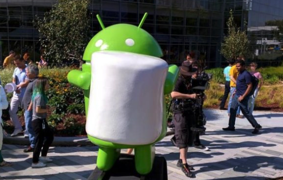 Android M to Android 6.0 Marshmallow